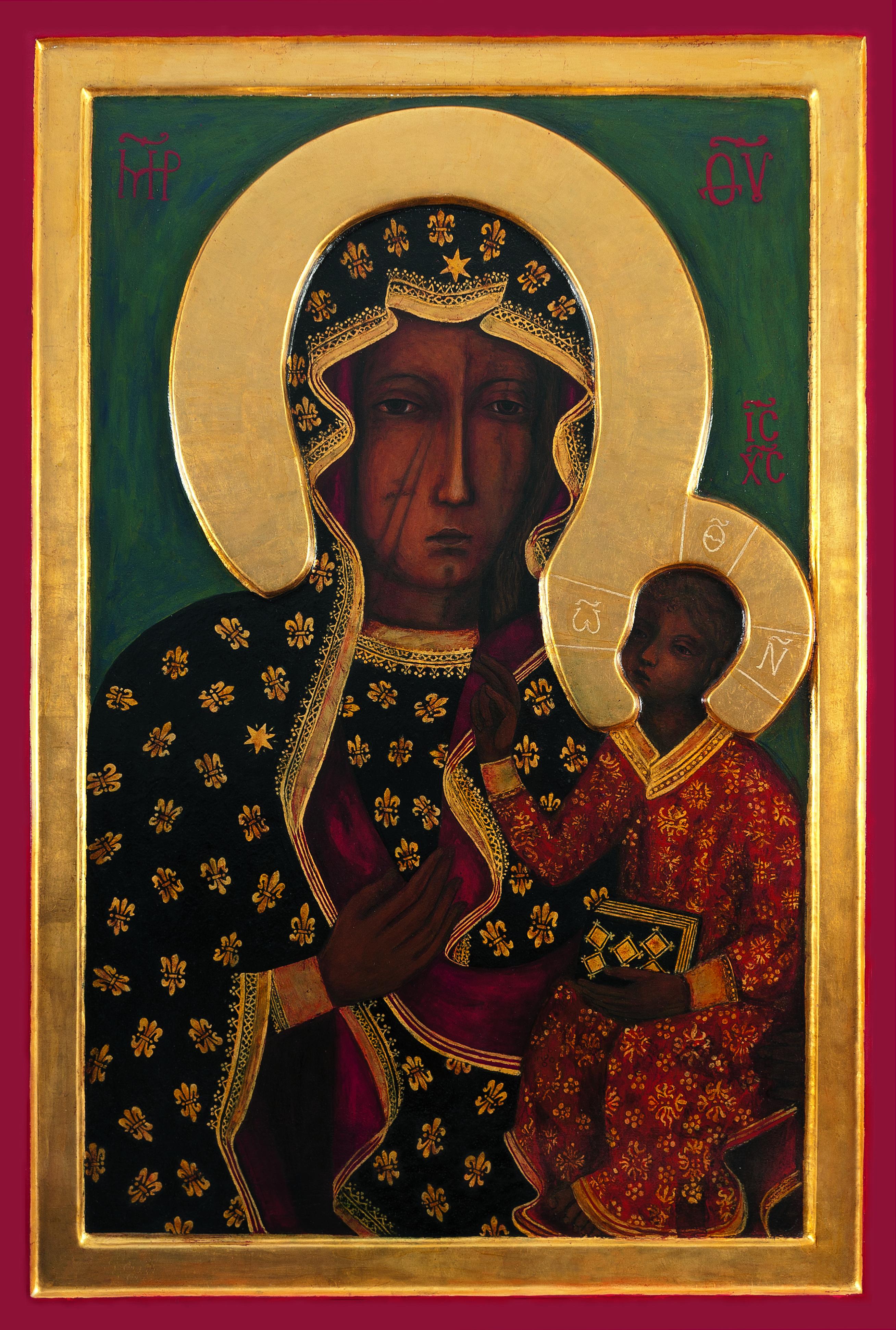 Our Lady of Czestochowa-Image