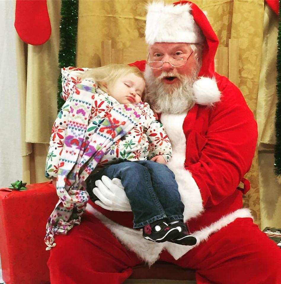 santa-and-sleeping-lucy